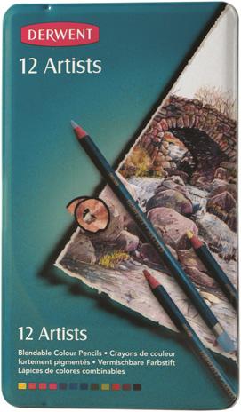 Matite Derwent Artists, comprare matite Derwent Artists, prezzi matite
