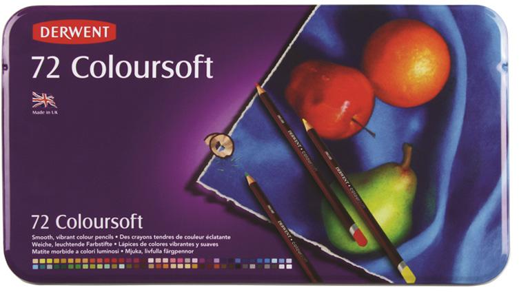 matite Derwent, matite colorsoft, prezzi matite, comprare matite
