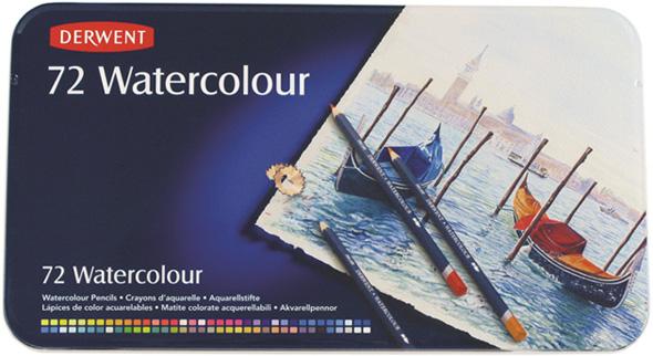 Matite Derwent Watercolor, comprare matite acquerellabili Derwent Watercolor, prezzi matite