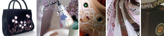 colori acrilici Deco by Pebeo per decorazione