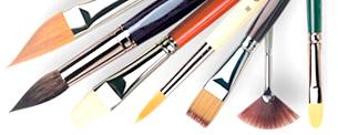 pennelli con serbatoio Aquabrush, prezzi pennello con serbatoio d acqua, comprare pennelli con serbatoio