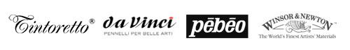pennelli per gli acquerelli, prezzi pennelli acquarello tintoretto