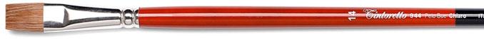 pennelli per colori ad olio