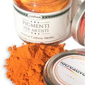 pigmenti per artisti belle arti