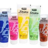 prezzi colori acrilici Pebeo comprare online colori acrilici offerte colori acrilici