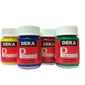 Deka Permanent colori per la stoffa, prezzi assortimento online prezzi Deka Permanent