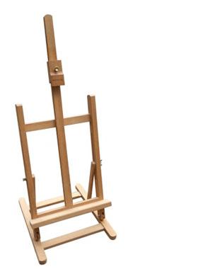 cavalletto da tavolo in legno negozio belle arti firenze