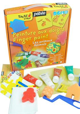 colori pr bambini colori da dita tempere per bambini negozio belle arti firenze