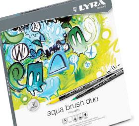 belle arti firenze online pennarelli punta pennello lyra