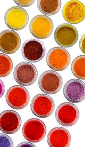 pigmenti in polvere per dipingere prezzi pigmenti, negozio belle arti firenze